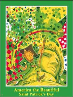 Poster: Saint Patrick's Day Product: Size - by
