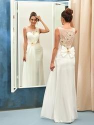 #EricDress - #EricDress Ericdress High Quality Pearls Sheath Wedding Dress - AdoreWe.com