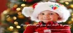www.MeFineFoundation.org - Happy Holidays from Me Fine Foundation! We appreciate all of your love, support and sharing the Me Fine mission with so many. This has been a record breaking year, and we THANK YOU for allowing us to continue our mission to offer hope to critically ill children and their families ! #mefine