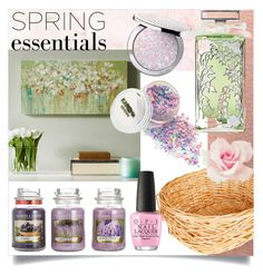 A beauty collage from March 2017 featuring Guerlain, blossom perfume and opi nail polish. Browse and shop related looks. Opi Nail Polish, Opi Nails, Household, Gallery Wall, Essentials, Candles, Park, Frame