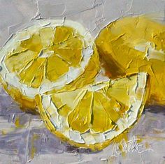 Thirty Paintings in 30 Days - Day Twenty Two, painting by artist Leslie Saeta