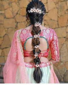 21 Stylish And Beautiful Indian Hairstyle For Saree bridal Hairstyles - Hair St. - 21 Stylish And Beautiful Indian Hairstyle For Saree bridal Hairstyles – Hair Styles – 21 Styli - Indian Bridal Hairstyle Photos, Indian Hairstyles For Saree, Lehenga Hairstyles, South Indian Wedding Hairstyles, Wedding Hairstyles For Long Hair, Bride Hairstyles, Long Hair Bridal Hairstyles, Short Hairstyles, Indian Bridal Photos