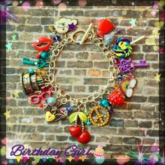 Birthday Girl~ by Sweet Treats Jewelry~