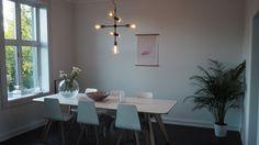 FINN – Superfint spisebord + stoler fra Bolia Mood Square