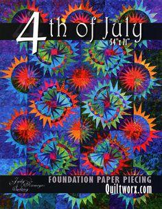 Wonderful quilt pattern by Judy Niemeyer