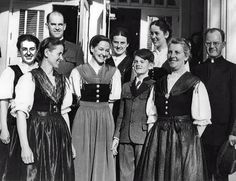 The real Von Trapp family