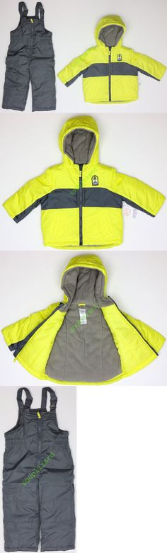 Outerwear 51933  New Boy Carter S Snowsuit Snow Jacket Snow Pants Kids Nwt  Size Sz 6febc5b7e