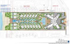 Condotel Best Western Premier Sonasea Phú Quốc vị trí trung tâm biển Bãi Trường, đảo Ngọc, Phú Quốc đảm bảo dòng tiền ổn định và tiềm năng tăng giá sản phẩm Hotel Architecture, Container Architecture, Landscape Architecture Design, Site Plan Design, Resort Plan, Eco City, Site Plans, Master Plan, Urban Planning