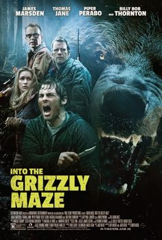 INTO THE GRIZZLY MAZE Trailer (Killer Bear Movie - 2015) | Jerry's Hollywoodland Amusement And Trailer Park