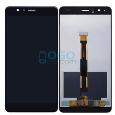 LCD & Digitizer Touch Screen Assembly Replacement for For Huawei Honor V8 - Black @ http://www.ogodeal.com/lcd-digitizer-touch-screen-assembly-replacement-for-for-huawei-honor-v8-black.html