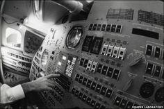 Apollo Guidance Computer (AGC), 1966 ca.