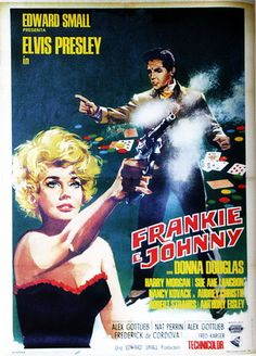 Elvis Frankie And Johnny
