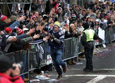 Super Bowl victory parade for the New England Patriots - The Big ...
