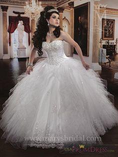Marys Bridal Quinceanera Style S13-4Q841 - Marys Bridal S13-4Q841 Quinceanera - Princess.