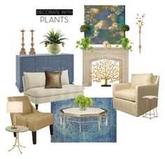 """""""#grow a little planters"""" by wendycecille ❤ liked on Polyvore featuring interior, interiors, interior design, home, home decor, interior decorating, Oliver Gal Artist Co., Uttermost, Bungalow 5 and Momeni"""