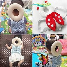 Guardian Baby Pillow Guardian Baby Pillow This is a must have for parents you'll love the protection your baby receives and the peace of mind it gives you while they are learning to control their little bodies. Is your baby starting to sit up, crawl, or walk? Then you know all to well the dangers that can result from leaving your baby unprotected. The best way to protect them is using the Guardian Baby Pillow specifically designed to keep babies head safe upon impact. - Fits babies from 4…