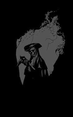 Guy Davis' The Marquis by Mike Mignola