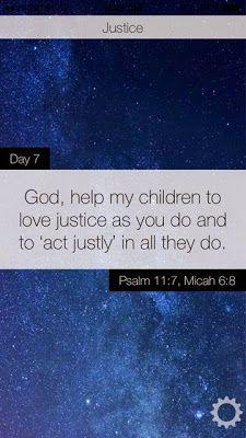 One Prayer a Day