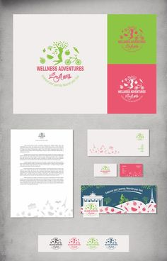Create fun creative logo for wellness/weight-loss coach that embraces self-love, fruits and veggies, outdoor adventure by MagART