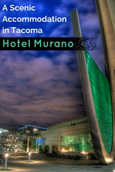 I spent two separate nights at Hotel Murano and found a number of reasons to…