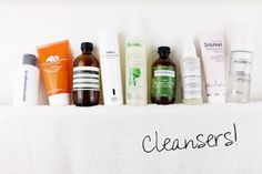 Beauty du JOUR: Best Of Cleansers