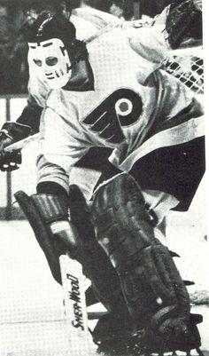 Flyer History - Goalie Mask Photo