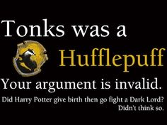 Everyone Should Want to Be A Hufflepuff, Or, Stop the Hogwarts House-Hate - a fantastic article by EMILY ASHER-PERRIN