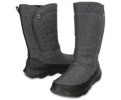 Crocs Women's Duet Busy Day Boot   Women's Comfortable Boots   Crocs Official Site