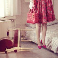 Lady Dior © Kourtney Roy