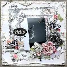 Hello **Scraps of Elegance** - Scrapbook.com