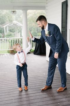 Shop affordable wedding suits & tuxedos for less than the cost of a suit rental! Browse our groom and groomsmen suit collections today! Wedding Groom, Wedding Men, Wedding Attire, Dream Wedding, Wedding Tuxedos, Groomsmen Wedding Photos, Summer Wedding, Ring Bearer Suspenders, Ring Bearer Outfit