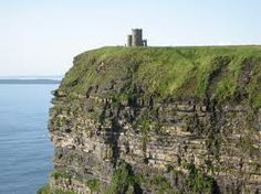 Cliffs of Moher, an hour Northwest of Adare, one of Ireland's most famous sea views,