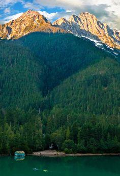 The Cascades, Diablo, Washington