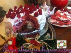 Arte culinaria che passione @ Passion for cooking: My Red Velvet Goodmorning world