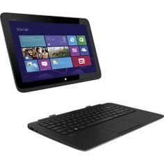 Notebook Split 2 em 1 #HP com 10% de desconto.