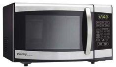 2. Danby DMW077BLSDD Microwave Oven
