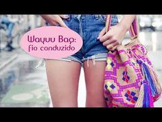 Wayuu bag: fio conduzido (parte 3) - YouTube