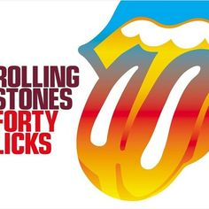 92cf886c78c The Rolling Stones  Album  Forty Licks