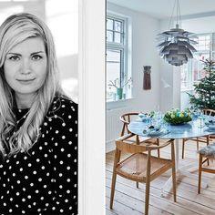 Familien på Nordberg behøver ikke gå ut i naturen - de bor i den! Designers Guild, Den, Ruffle Blouse, Tops, Fashion, Nature, Moda, La Mode, Shell Tops