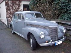 Opel Kapitan 48
