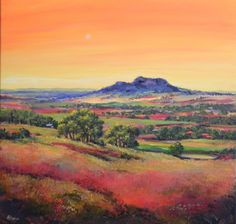 One of our favourite and top selling artist Diane Elsden's artworks