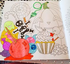 Started the new #colourmemindful  @acatris