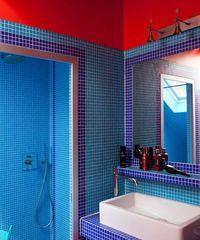 Refaire les salle de bains sur pinterest r novation - Refaire sa salle de bain a moindre cout ...