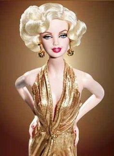 Marilyn Monroe Barbie® Doll