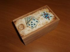 for poker cards Poker, Decorative Boxes, Cards, Home Decor, Decoration Home, Room Decor, Maps, Home Interior Design, Playing Cards