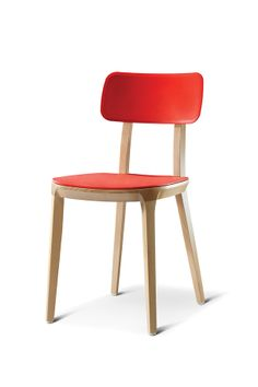 The Retro Chair - Available in a choice of six colour finishes