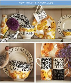 Emma Bridgewater Marmalade Display 2014