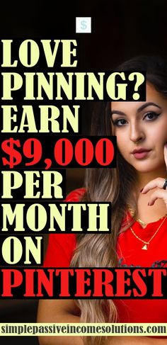 If you are a Pinterest mommy, dad,... learn how to make money on pinterest with this step-by-step guide. This how to make money on Pinterest guide will help you get tons of traffic to your blog. This…More