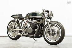 Gorilla Punch: The Wrenchmonkees Honda CB750