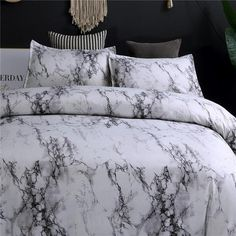 Give your Bedroom a complete new look with this Luxury Pintuck Duvet Cover Set. Single : 1 x Duvet Cover 137 x 200 CM & 1 x Pillow Case 48 x 74 CM. Double : 1 x Duvet Cover 200 x 200 CM & 2 x Pillow Case 48 x 74 CM.